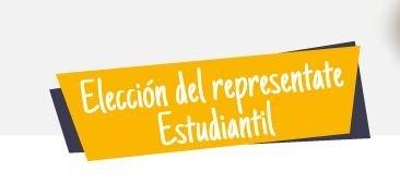 Elección Representante Estudiantil